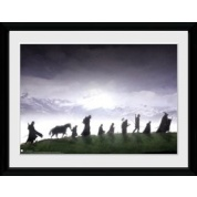 GBeye Collector Print - Lord Of The Rings Fellowship