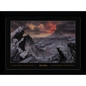 GBeye Collector Print - Lord Of The Rings Mount Doom 50x70cm