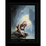 GBeye Collector Print - Lord Of The Rings Gollum 50x70cm
