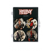 Hellboy Magnet 4-Pack