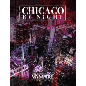 Vampire: The Masquerade 5th Edition Chicago by Night - EN