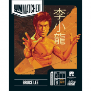 Unmatched Bruce Lee Hero Pack - EN