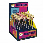 Funko POP! Homewares - Birds of Prey Pen Toppers (CDU 16 Pieces)