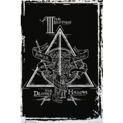 GBeye Maxi Poster - Harry Potter Deathly Hallows Graphic