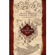 GBeye Maxi Poster - Harry Potter Marauders map