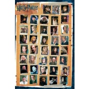 GBeye Maxi Poster - Harry Potter Characters
