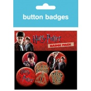 GBeye Badge Pack - Harry Potter Icon Pack