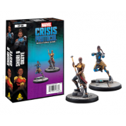 Marvel Crisis Protocol: Shuri and Okoye - EN