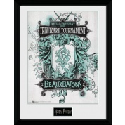 GBeye Collector Print - Harry Potter Triwizard Beauxbatons 30x40cm