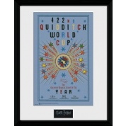 GBeye Collector Print - Harry Potter Quiditch World Cup 2 30x40cm