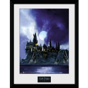 GBeye Collector Print - Harry Potter Hogwarts Painted 30x40cm