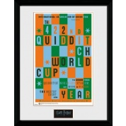 GBeye Collector Print - Harry Potter Quiditch World Cup 30x40cm