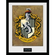 GBeye Collector Print - Harry Potter Hufflepuff 30x40cm