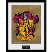 GBeye Collector Print - Harry Potter Gryffindor 30x40cm