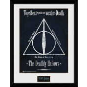 GBeye Collector Print - Harry Potter Deathly Hallows 30x40cm