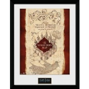 GBeye Collector Print - Harry Potter Marauders Map 30x40cm