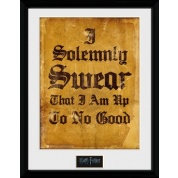 GBeye Collector Print - Harry Potter I Solomnly Swear 30x40cm