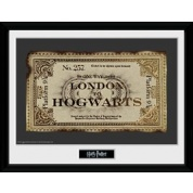 GBeye Collector Print - Harry Potter Ticket 30x40cm