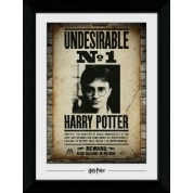 GBeye Collector Print - Harry Potter Undesirable No. 1 50x70cm
