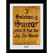 GBeye Collector Print - Harry Potter I Solemnly Swear 50x70cm