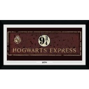 GBeye Collector Print - Harry Potter Hogwarts Express 50x100cm