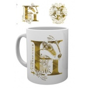 GBeye Mug - Harry Potter Hufflepuff Monogram
