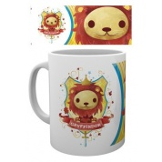 GBeye Mug - Harry Potter Gryffindor Paint