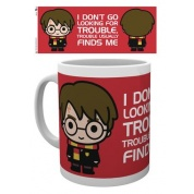 GBeye Mug - Harry Potter Front and Back