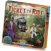 DoW - Ticket to Ride - Map Collection 3: The Heart of Africa - EN