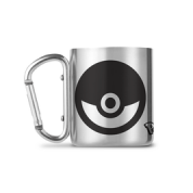 GBeye Carabiner Mug - Pokemon Pokeball