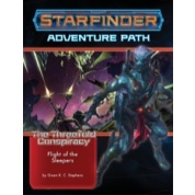 Starfinder Adventure Path: Flight of the Sleepers (The Threefold Conspiracy 2 of 6) - EN