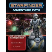 Starfinder Adventure Path: Deceivers' Moon (The Threefold Conspiracy 3 of 6) - EN