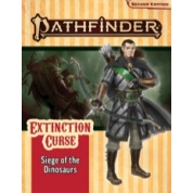 Pathfinder Adventure Path: Siege of the Dinosaurs (Extinction Curse 4 of 6) (P2) - EN