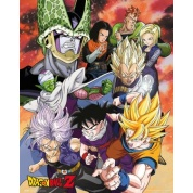 GBeye Mini Poster - Dragon Ball Z Cell Saga