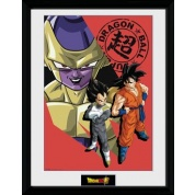 GBeye Collector Print - Dragon Ball Super Resurrection Group 30x40cm