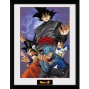 GBeye Collector Print - Dragon Ball Super Future Group 30x40cm