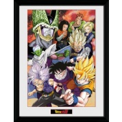 GBeye Collector Print - Dragon Ball Z Cell Saga 30x40cm