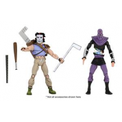 Teenage Mutant Ninja Turtles - Cartoon Series 3 Casey Jones and Foot 2-pack Action Figures 18cm