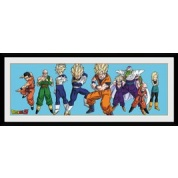 GBeye Collector Print - Dragon Ball Z Heroes 76x30cm