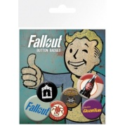 GBeye Badge Pack - Fallout 4 Mix 2