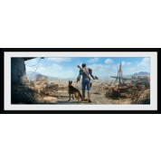 GBeye Collector Print - Fallout Sole Survivor Male 76x30cm