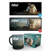 GBeye Heat Change Mug - Fallout 76 Dawn