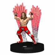 WWE HeroClix: Shawn Michaels Expansion Pack (4 Units) - EN