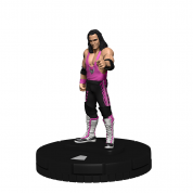 "WWE HeroClix: Bret ""Hit Man"" Hart Expansion Pack (4 Units) - EN"