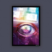 FFG - Android Netrunner - Pop-Up Art Sleeve Limited Edition (50 Sleeves)