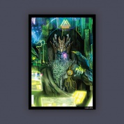 FFG - Android Netrunner - Wotan Art Sleeves Limited Edition (50 Sleeves)