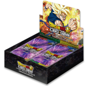 DragonBall Super Card Game - Booster Display 10 Unison Warrior Series (24 Packs) - EN