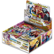 DragonBall Super Card Game - Booster Display 10 Unison Warrior Series -Rise of the Unison Warrior- (24 Packs) - EN