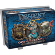 FFG - Descent 2nd Edition: Hero and Monster Collection - Guardians of Deephall - EN