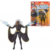 Marvel Retro Legends X-Men Storm Black Outfit Action Figure 15cm